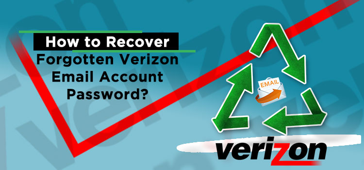 How to Recover Forgotten Verizon Email Account Password?