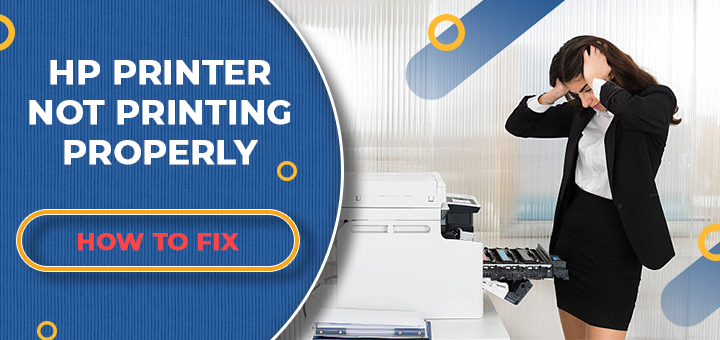 How to Fix HP Printer Not Printing Issue?