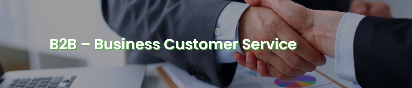 B2B – Business Services